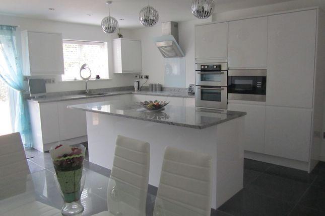 Thumbnail Detached house for sale in Arlington Way, Nuneaton