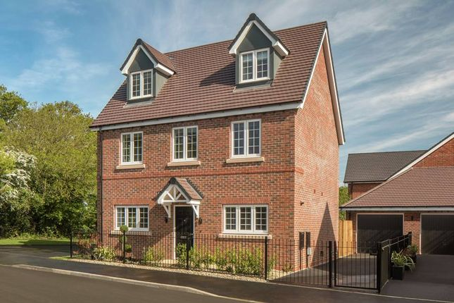 "Thumbnail Detached house for sale in ""The Oatvale- Sale & Leaseback"" at Red Lane, Burton Green, Kenilworth"