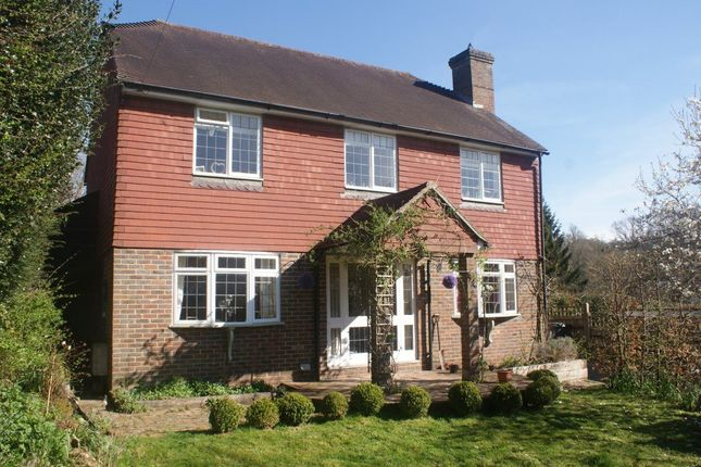 Thumbnail Detached house to rent in Coggins Mill Lane, Mayfield