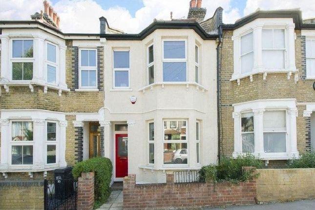 Thumbnail Terraced house to rent in Lebanon Road, Croydon
