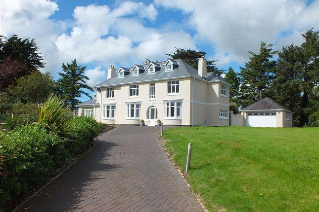 4 bed detached house for sale in Cronk Constantia, The Garey, Lezayre, Ramsey