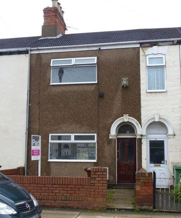 Thumbnail Terraced house to rent in Earl Street, Grimsby