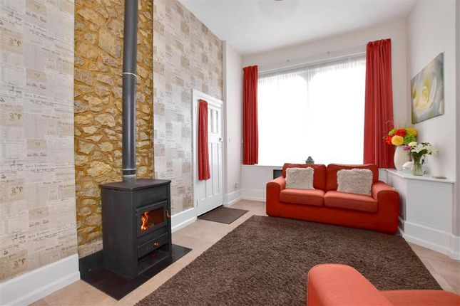 Sitting Area of North Street, Sutton Valence, Maidstone, Kent ME17