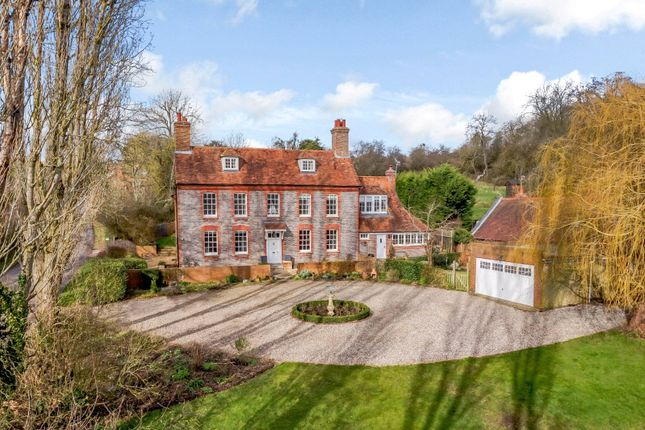 Thumbnail Detached house for sale in Beenham Hill, Beenham, Reading