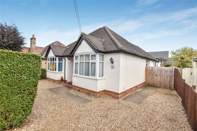 Thumbnail Detached bungalow for sale in Alwyn Road, Maidenhead, Berkshire