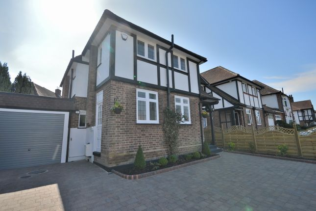 Thumbnail Semi-detached house for sale in Greenway, Southgate