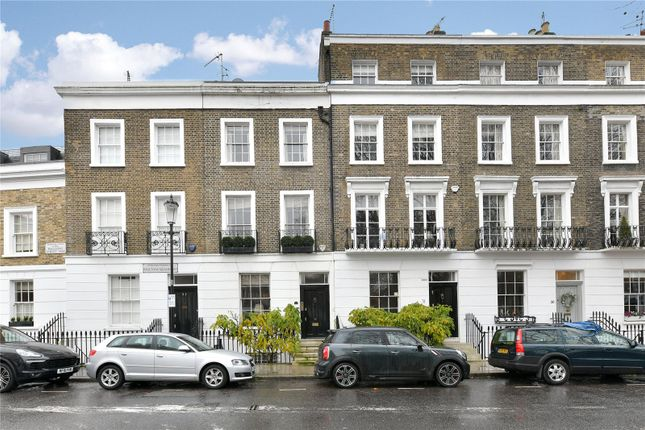 Thumbnail Terraced house to rent in Paultons Square, London