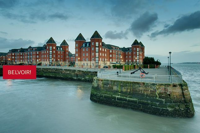 Thumbnail Flat for sale in Penthouse, Quebec Quay, Liverpool
