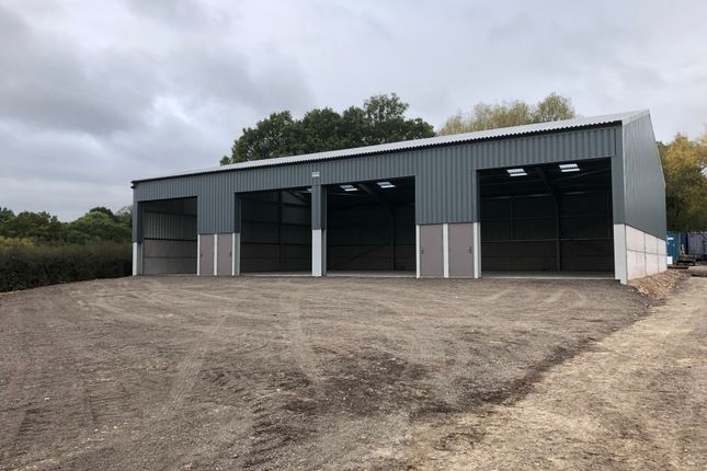Thumbnail Light industrial to let in Near Crowborough, East Sussex