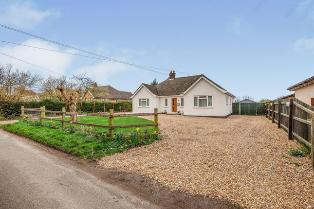 Thumbnail Detached house for sale in Church Road, Worlingworth, Woodbridge
