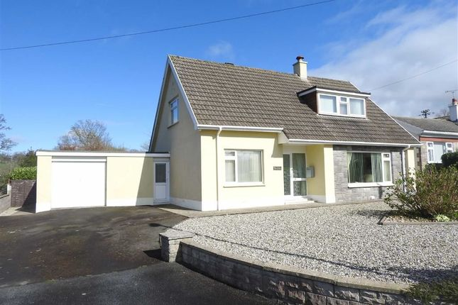 4 bed detached bungalow for sale in Maes-Y-Coed, Cardigan