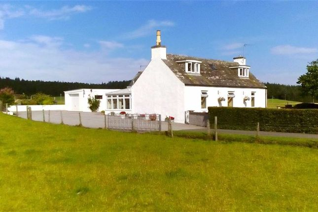 5 bed detached house for sale in Fochabers