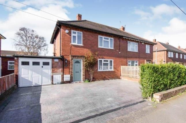 Thumbnail Semi-detached house for sale in Lakeen Road, Doncaster