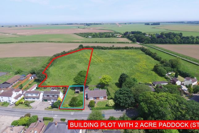 Thumbnail Land for sale in Churchill Gardens, Lock Road, North Cotes, Grimsby