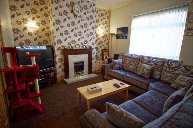 Thumbnail End terrace house for sale in Knowles Street, Preston