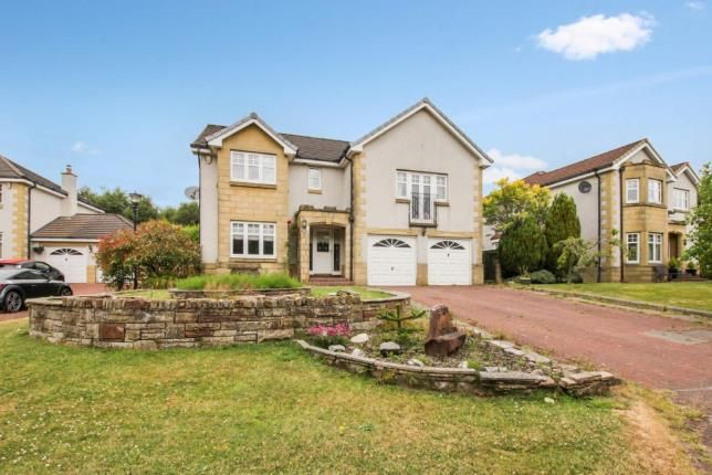 Thumbnail Detached house for sale in Birkdale Wood, Westerwood, Cumbernauld, North Lanarkshire
