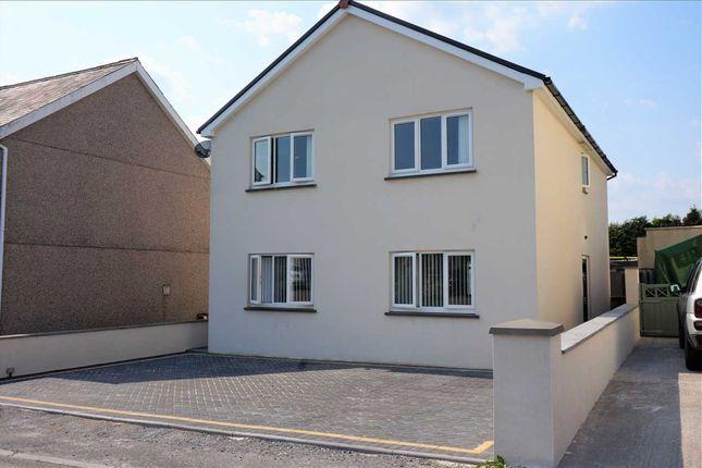 Thumbnail Detached house for sale in A, Heol Rhosybonwen, Cefneithin, Llanelli