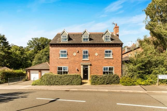 Thumbnail Detached house for sale in Honington Close, Hatton Park, Warwick