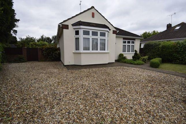 Thumbnail Detached bungalow for sale in Sandholme Close, Downend, Bristol