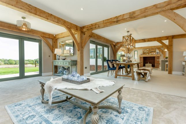 Thumbnail Detached house for sale in Ghyll House Farm, Broadwater Lane, Copsale, Horsham, West Sussex