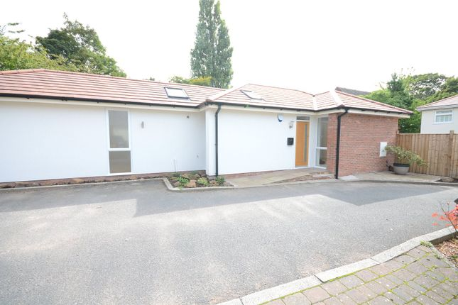 Thumbnail Detached bungalow for sale in Olive Lane, Wavertree, Liverpool