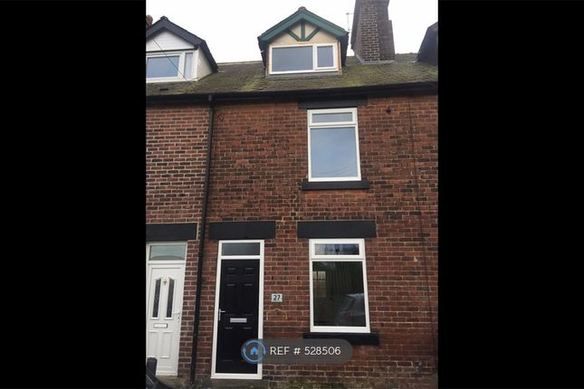 Thumbnail Terraced house to rent in Middlecliffe Lane Little Houghton, Barnsley