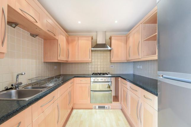 Kitchen of Hunters Wharf, Katesgrove Lane, Reading RG1