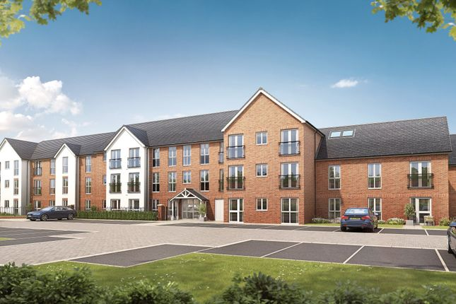Thumbnail Flat for sale in Preston Road, Clayton-Le-Woods, Chorley