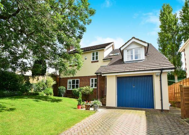 Thumbnail Detached house for sale in Totnes, Devon
