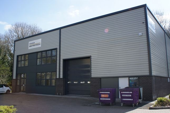 Thumbnail Industrial to let in Unit 18 Woodside, South Marston Park, Swindon, Unit 18 Woodside, South Marston Park, Swindon