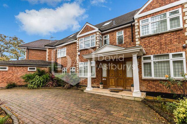 Thumbnail Detached house for sale in Parklands Drive, London