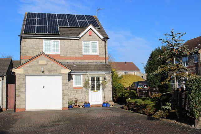 Thumbnail Detached house for sale in Clos Ogney, Llantwit Major
