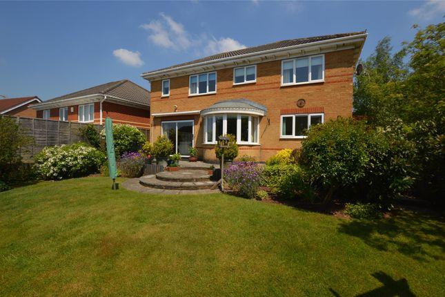 Thumbnail Detached house for sale in Harts Croft, Brimsham Park