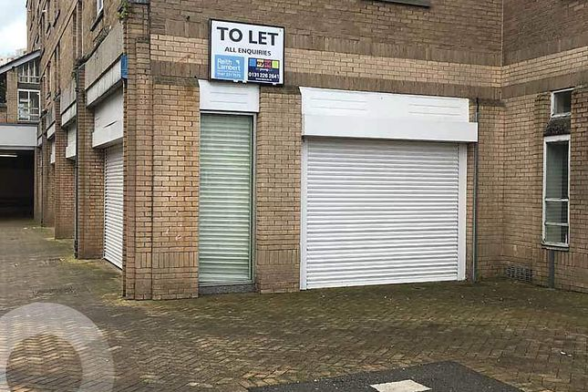 Thumbnail Retail premises to let in Hamilton Way, Greenock, 1Jw, Scotland