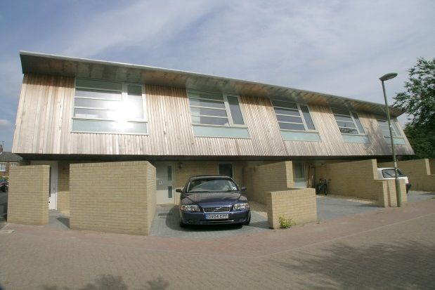 Thumbnail End terrace house to rent in Mill Street, Oxford