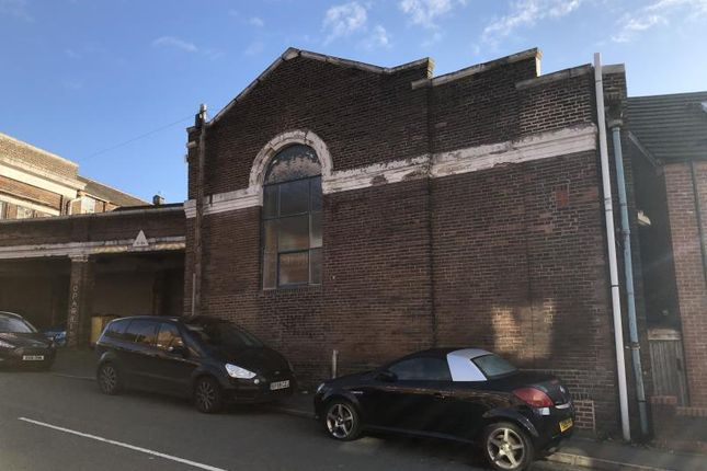 Thumbnail Industrial to let in Workshop, Sneyd Street, Leek