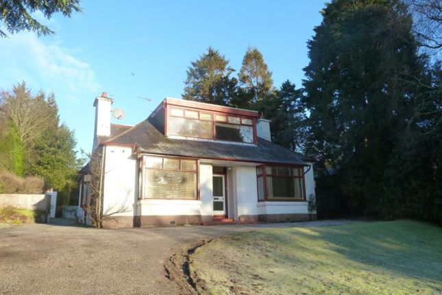 Thumbnail Detached house to rent in North Deeside Road, St Brides