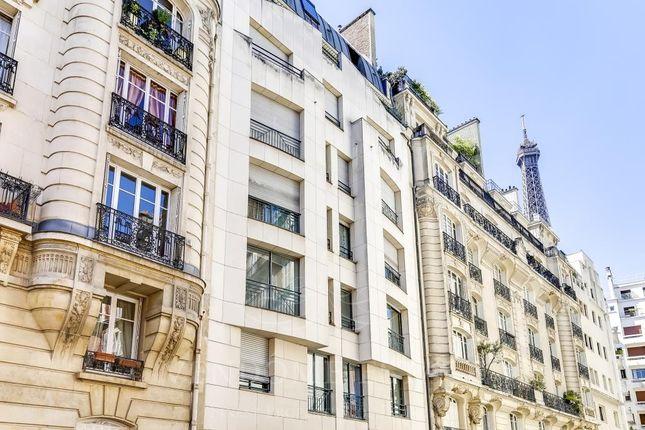 Street of 75007 Paris, France