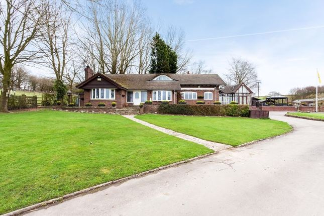 Thumbnail Detached house for sale in Cherry Lane, Congleton