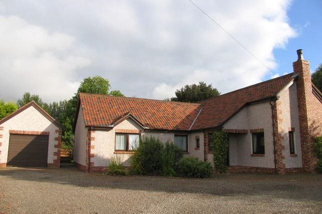 Thumbnail Detached bungalow for sale in Kerrigan Way, Foulden, Berwick Upon Tweed