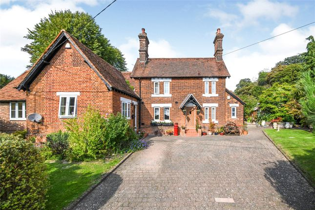 Thumbnail Detached house for sale in School Lane, Abbess Roding, Ongar, Essex