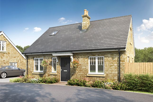 Thumbnail Bungalow for sale in Plot 8, The Arkle, St Lawrence Place, Swindon Village, Cheltenham