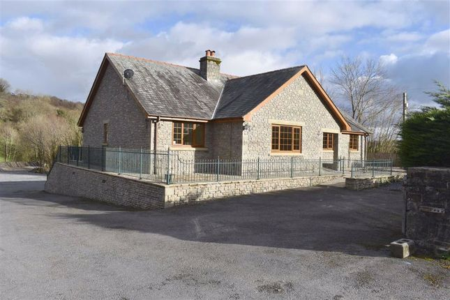 Thumbnail Detached bungalow for sale in Gorrig Road, Pentrellwyn, Llandysul