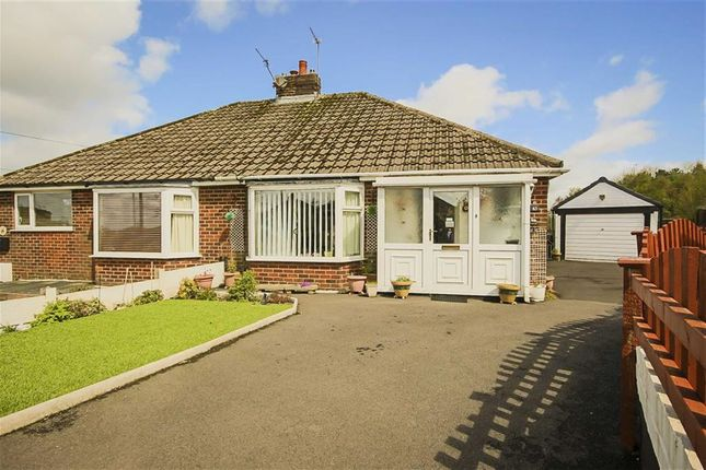 Thumbnail Semi-detached bungalow for sale in Brantwood Avenue, Blackburn