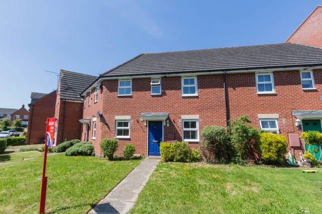 Thumbnail Flat for sale in Presland Way, Irthlingborough, Wellingborough