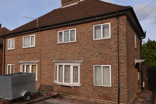 Thumbnail Semi-detached house to rent in St. Johns Hill, Sevenoaks