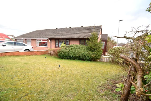 Thumbnail Semi-detached bungalow for sale in Cowburn Street, Hindley, Wigan