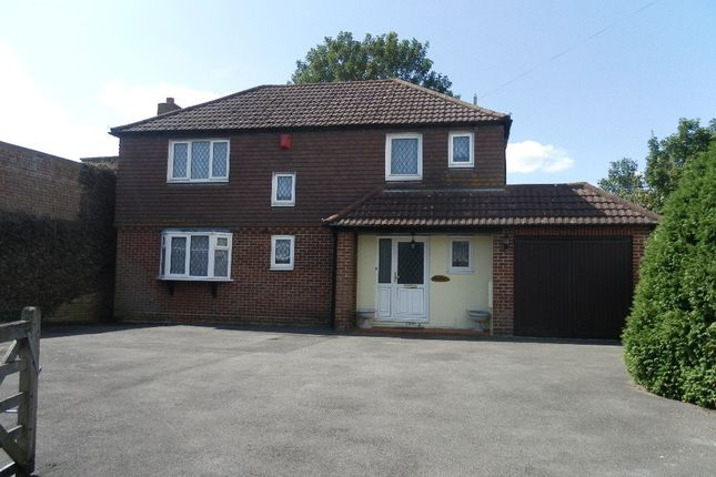 Thumbnail Detached house for sale in Station Road, Portchester