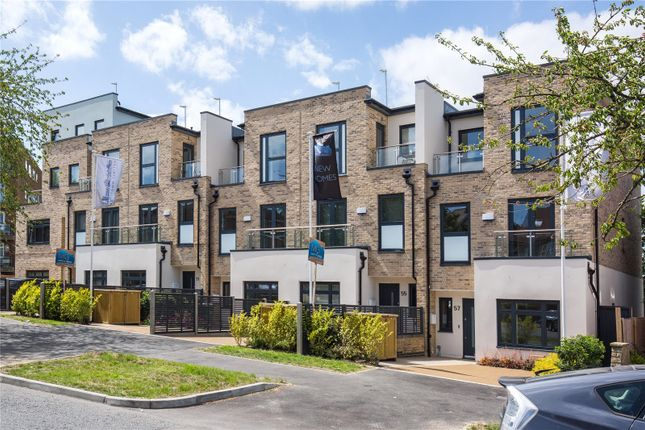 Thumbnail Detached house for sale in Waterfall Road, New Southgate, London
