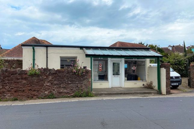 Thumbnail Commercial property for sale in Sunbury Road, Paignton